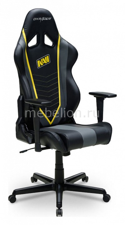 Кресло игровое DXracer DXRacer Racing Special series NA`VI OH/RZ60/NGY dxracer iron oh is11 nb