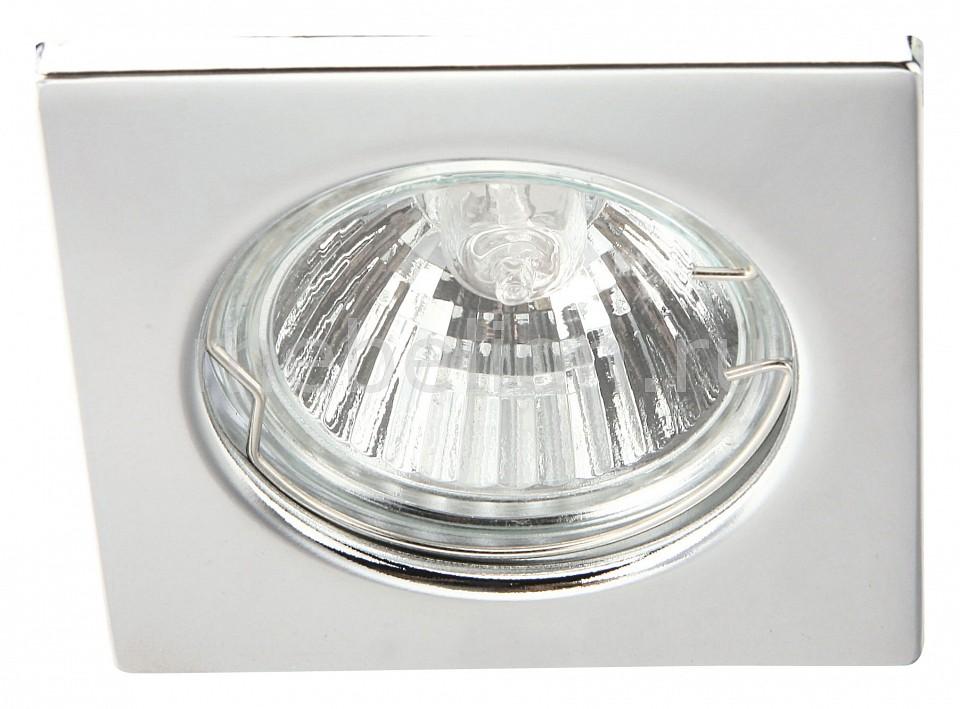 Купить Комплект из 3 встраиваемых светильников Quadratisch A2210PL-3CC, Arte Lamp, Италия