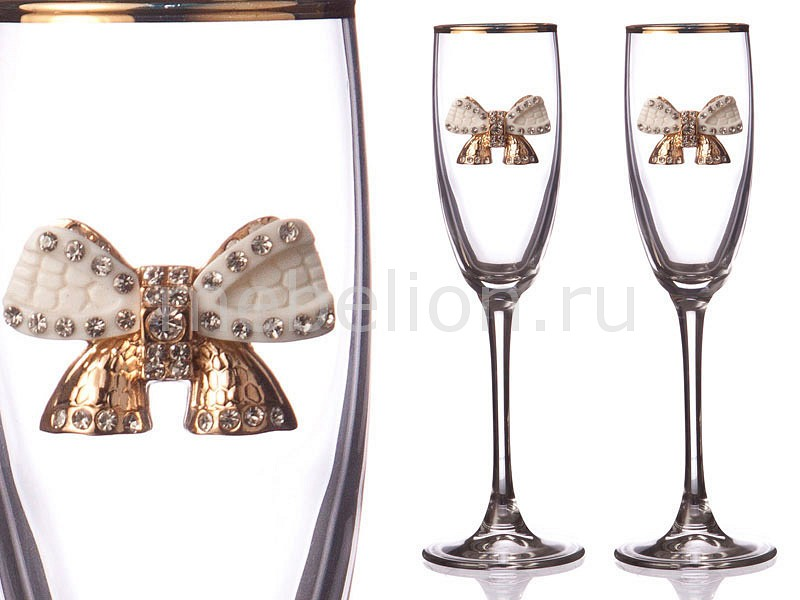 Набор бокалов для шампанского 802-510728