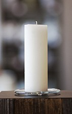 Свеча декоративная (20 см) Цилиндрическая 26003200
