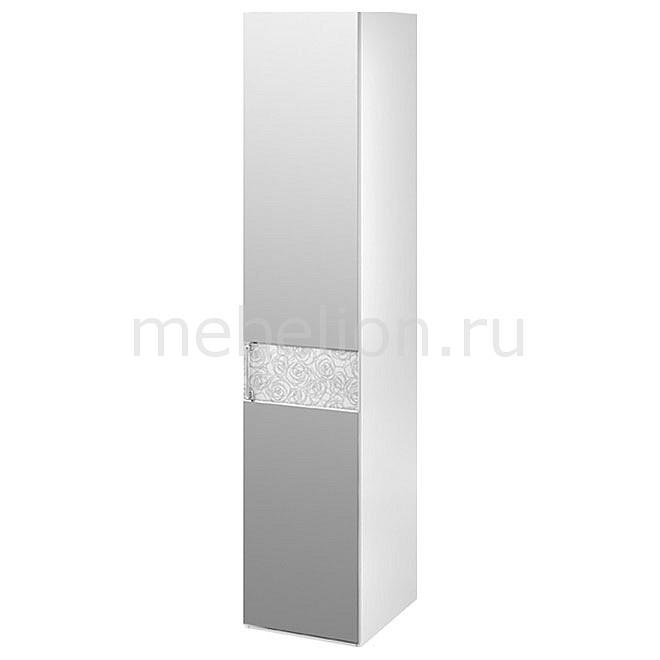 Шкаф для белья Амели СМ-193.07.002 R белый глянец