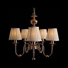 Подвесная люстра Arte Lamp A2044LM-5GO Orafo
