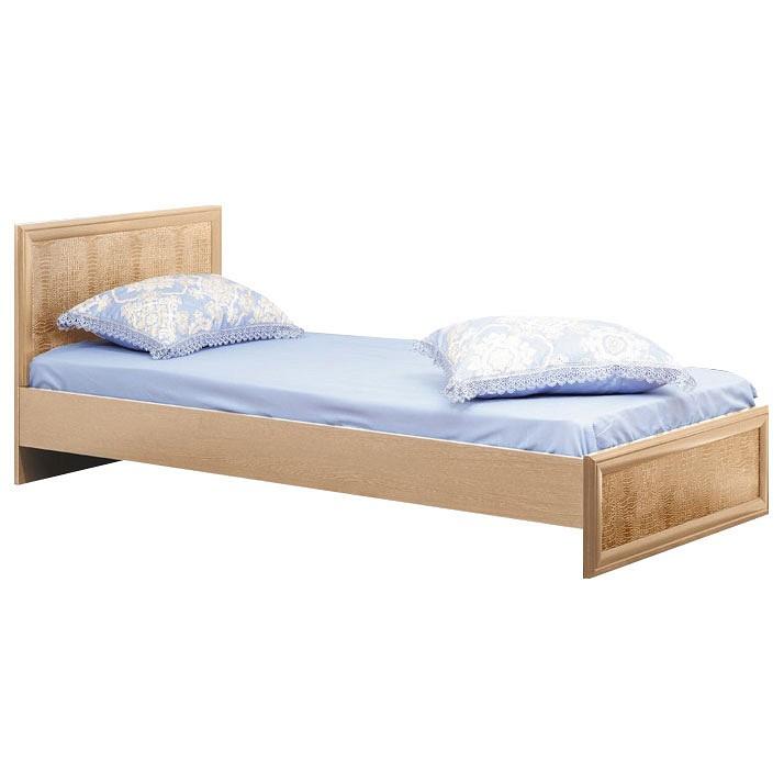Кровать односпальная Волжанка 06.258