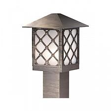 Наземный низкий светильник Odeon Light 2649/1A Anger