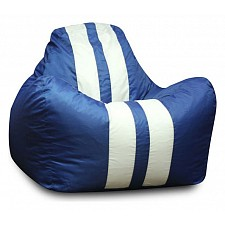 Кресло-мешок Спорт синее