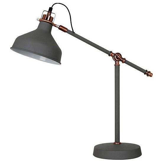 Настольная лампа офисная Odeon Light Lurdi 3330/1T