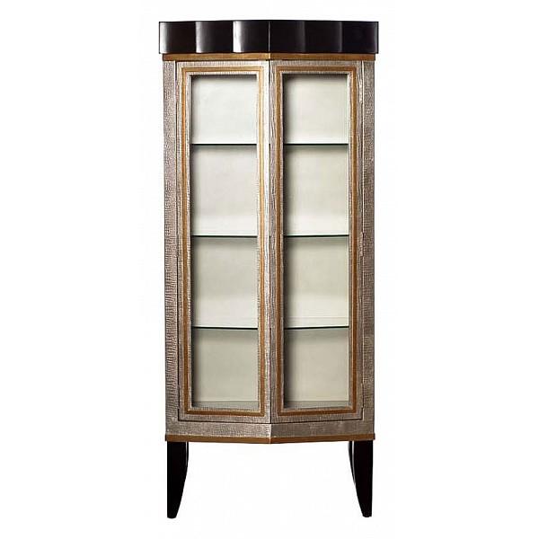 Шкаф-витрина Garda Decor