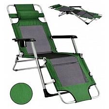 Шезлонг Стелла-2 зеленый