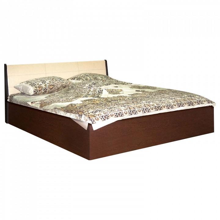 Кровать двуспальная Олимп-мебель 06.121-02
