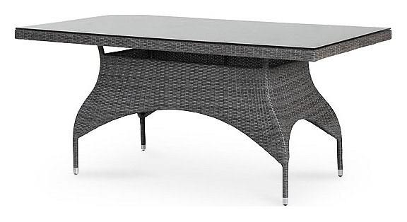 Стол для сада Brafab Стол обеденный Ninja 3616 стол для сада brafab стол журнальный venus 10536 51