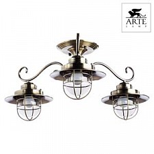 Потолочная люстра Arte Lamp A4579PL-3AB Lanterna