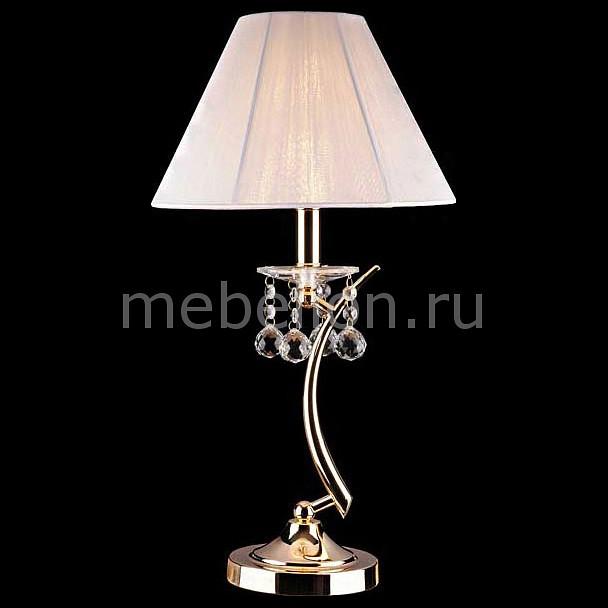 Настольная лампа Eurosvet декоративная 1087/1 золото/белый Strotskis eurosvet декоративная 622 pico 1