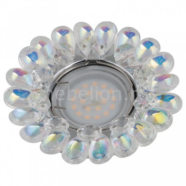 Встраиваемый светильник Uniel Peonia 10554 uniel peonia 09995