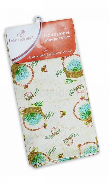 Полотенце для кухни Bon Appetit Lilies полотенце кухонное bon appetit акварель 63 х 38 см