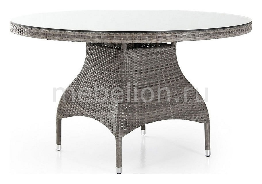 Купить Стол для сада, Стол обеденный Ninja 35671-73 серый, Brafab, Швеция