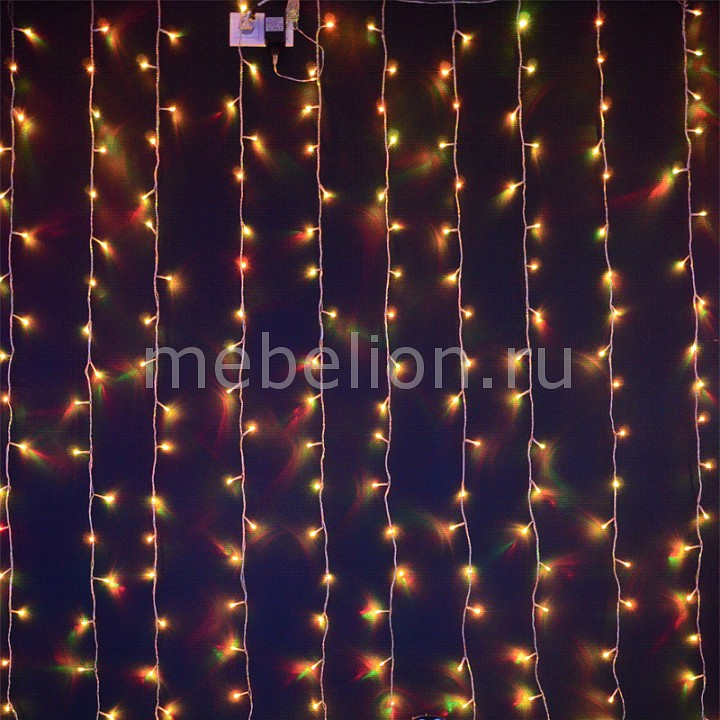 Занавес световой (2x1.5 м) RichLED Занавес световой (2х1.5 м) RL-CS1.5*2-T/ARGB