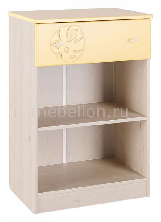 Стеллаж комбинированный Компасс-мебель Маугли МДМ-6 капитан детская и взрослая модульная мебель мдф