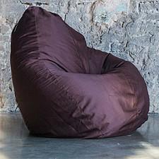 Кресло-мешок Фьюжн коричневое III
