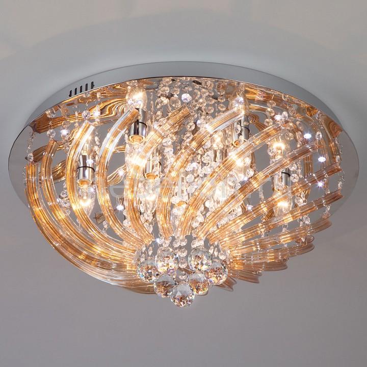 Купить Накладной светильник 80116/9 хром/белый, Eurosvet, Китай
