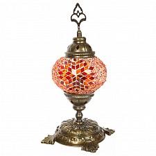 Настольная лампа декоративная Марокко 0903,09