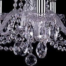 Подвесная люстра Bohemia Ivele Crystal 1402/5/160/Ni 1402