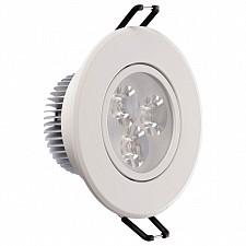 Встраиваемый светильник Круз 637012403