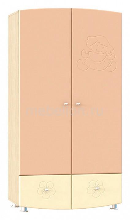 Шкаф платяной Компасс-мебель Капитошка ДК-1 комод компасс мебель капитошка дк 7