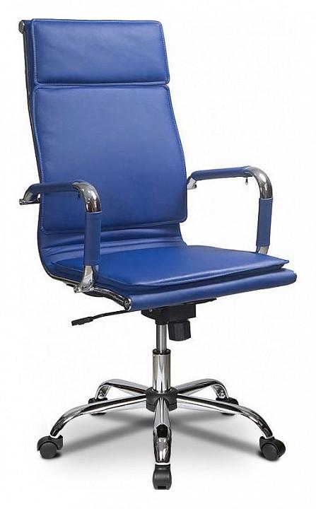 Кресло компьютерное Бюрократ CH-993/Blue