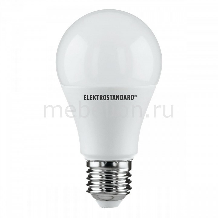 Лампы светодиодная Elektrostandard Classic LED D 7W 6500K E27 1156 1w 6500k 85 lumen 19 led car white light bulbs pair dc 12v