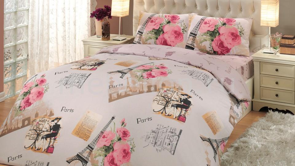 Комплект семейный HOBBY Home Collection PARIS комплект фланелевых пеленок нева бэби звёздочка 2 шт розовый