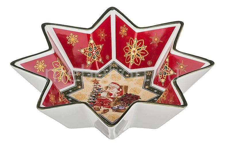 Салатник (17 см) Christmas collection 586-132