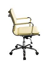 Кресло компьютерное CH-993-low слоновая кость