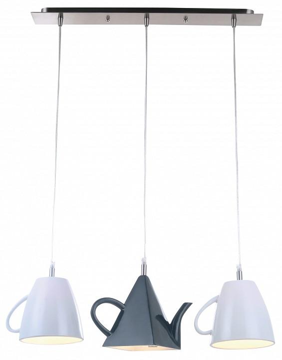 Подвесной светильник Arte Lamp Brooklyn A6604SP-3WH все цены