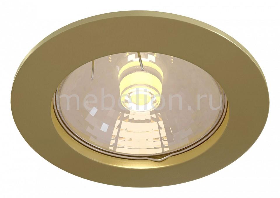 Встраиваемый светильник Maytoni Metal DL009-2-01-G