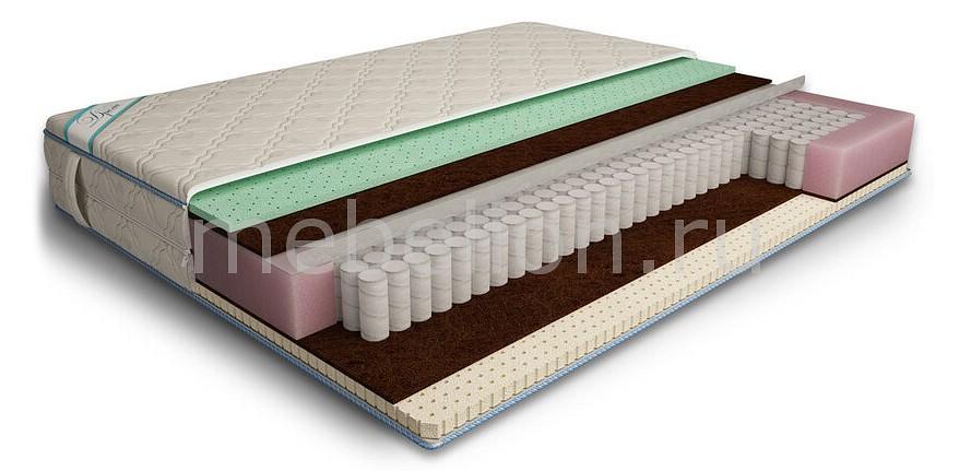 Матрас полутораспальный Дрема Etalon Латекс Memory Aloe 1900х1400 цена