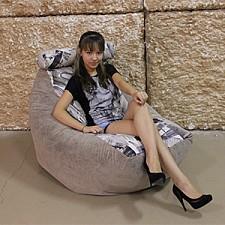 Кресло-мешок Трапеция City