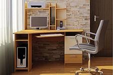 Стол компьютерный Бэйсик 280.030 Классик