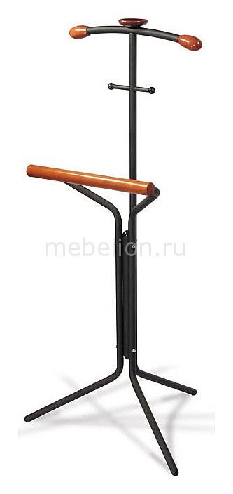Вешалка для костюма Галилео 151 черный/средне-коричневый