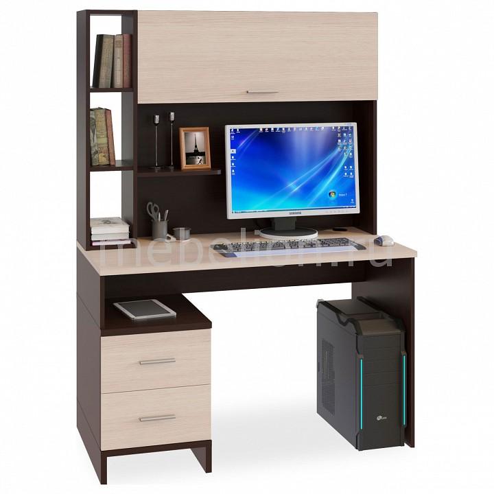 Стол компьютерный Сокол КСТ-114+КН-03