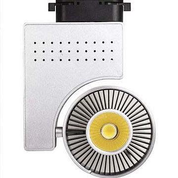 Светильник на штанге Horoz Electric HL821L 018-001-0023 Серебро трековый светодиодный светильник horoz 40w 4200k серебро 018 001 0040 hl834l