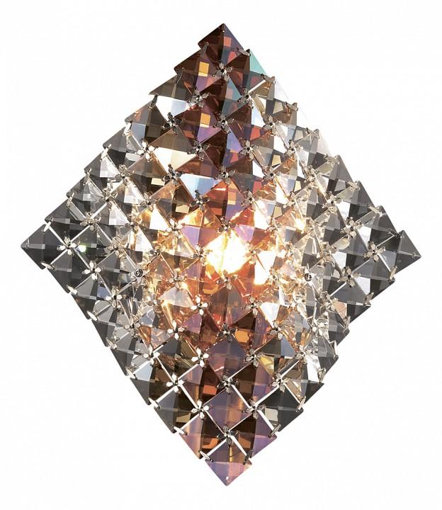 Накладной светильник Odeon Light Pavia 2599/1W odeon light 2599 9c odl14 538 хром хрусталь бургунди прозрачный люстра потолочная g9 6 40w 220v pavia