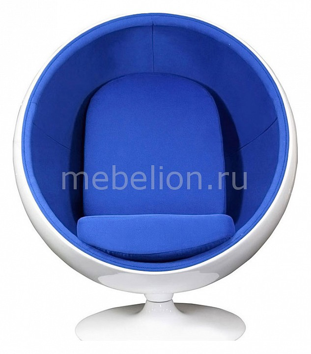 Кресло Eero Ball Chair Dark Blue  DG-F-ACH448-2