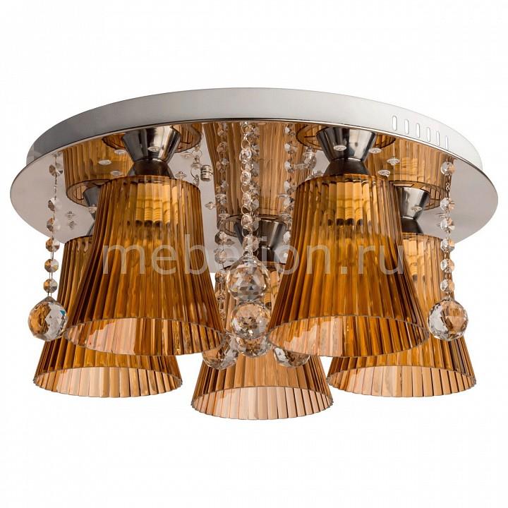 Потолочная люстра MW-Light 459010505 Ивонна 3