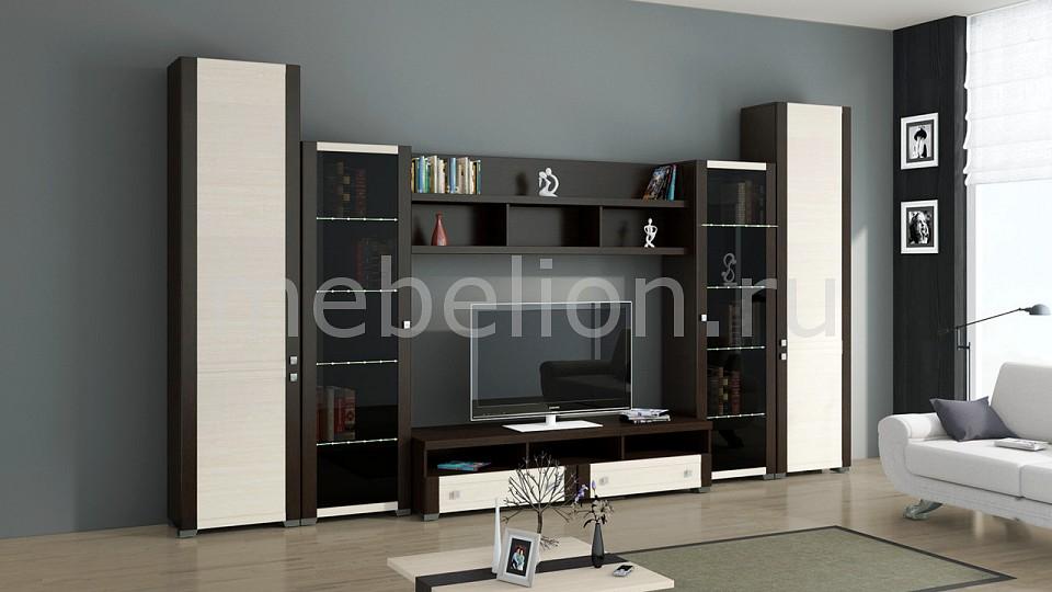Стенка для гостиной Мебель Трия Фиджи 7 ГН-153.007 мебель трия тетрис гн 154 003