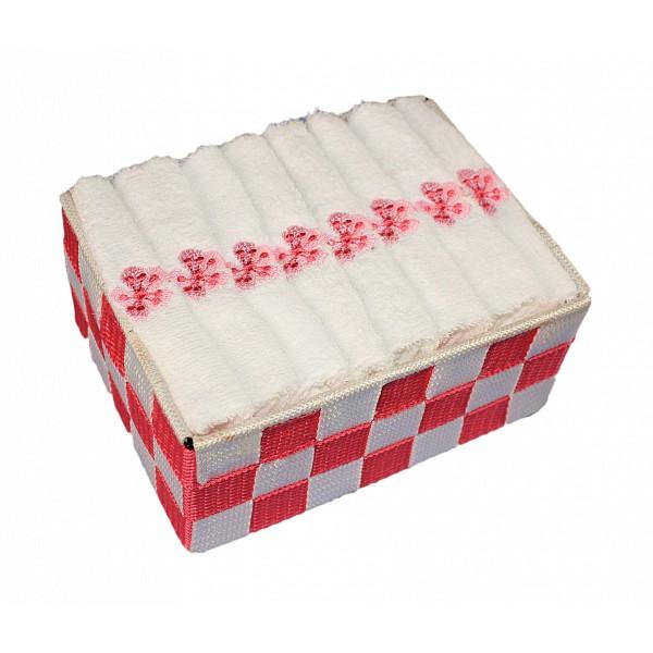 Набор полотенец для кухни Small Flower белый AR_F9829177Набор полотенец для кухни Small Flower белый AR_F9829177Артикул - AR_F9829177,Бренд - Arya (Турция)<br><br>Артикул: AR_F9829177<br>Бренд: Arya (Турция)