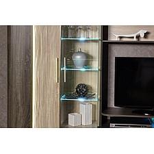Шкаф комбинированный Бруна 629.030 сономе эйч