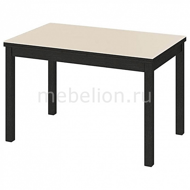 Стол обеденный Диез Т11 С-343 венге/белый