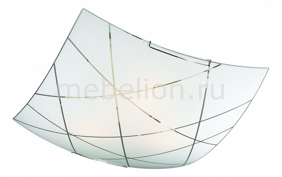Накладной светильник Sonex Vasto 3144  sonex 3144 sn14 073 vasto chrome white