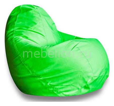 Кресло-мешок Фьюжн салатовое II  пуфик шар