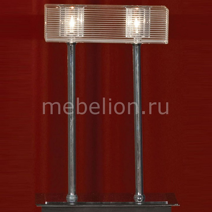 Настольная лампа декоративная Lussole LSF-1304-02 Notte-di-Luna